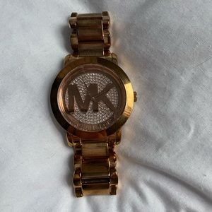 Authentic Michael Kors Runway Watch